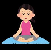 ヨガ(瞑想)