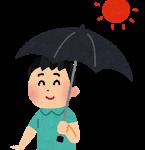 日傘は雨傘として使っても大丈夫!?気になる違いのご紹介♪