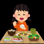 食事(バランス)