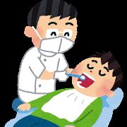 歯医者男性