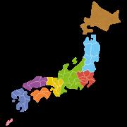 日本地図ローカル