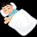 昼寝をしたら寝汗がひどい!3つの原因とその対策のご紹介♪