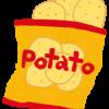 ポテトチップスはからだにいいの!?栄養成分のご紹介♪
